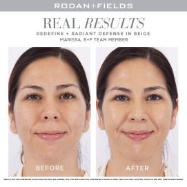 Redefine+ Radiant Defense-Beige