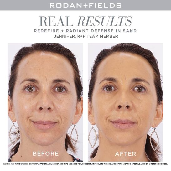 Redefine + Radiant Defense-Sand