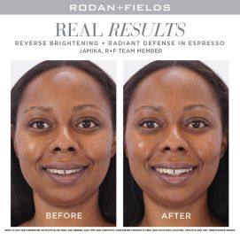 Reverse Brightening+ Radiant Defense-Espresso