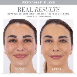 Reverse Brightening+ Radiant Defense-Sand